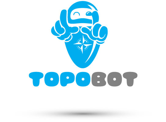 TopoBot - Supports Romania's Land Registration